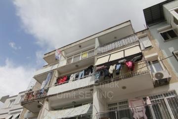 Hatay Askeri Hastanesi Yakını 2+1 Çatı katı 60 m2 Kiralık Daire