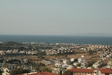 Güzelbahçe Kahramandere'de Deniz Manzaralı 8 Odalı 400 M2 Sıfır Satılık Villa