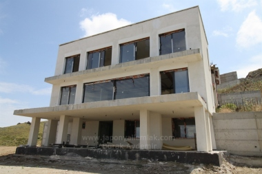 Güzelbahçe Manzara Evlerinde 326 M2 Oturma Alanı Olan Deniz Manzaralı Satılık Villa