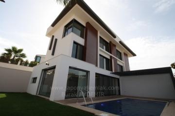 Güzelbahçe Mustafa Kemal Paşa Mah. 3+2 Dublex Havuzlu Satılık Sıfır Villa
