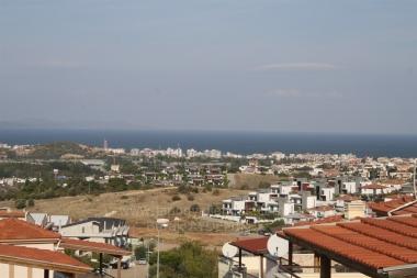 Güzelbahçe Kahramandere'de 500 M2 Arsa İçinde Site İçi Satılık 2 Villa