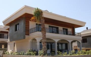 Güzelbahçe Kahramandere'de 494 M2 Ultra Lüx Sene Sonu Teslim Sıfır Satılık Villa