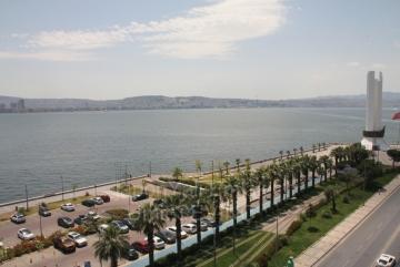 İzmir Karşıyaka Alaybeyde Satılık 3+1 Yalı Dairesi Panoramik Manzara