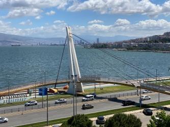 İzmir Güzelyalıda Satılık Tadilatlı 3+1 Yalı Dairesi Panaromik Manzara