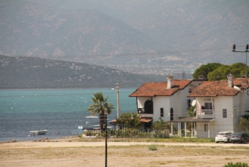 Deniz Manzaralı İzmir Urla Toroshanda Müstakil Arsa içinde Satılık Villa